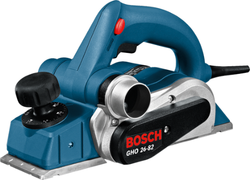 BOSCH GHO26-82D ELECTRIC PLANER 710W